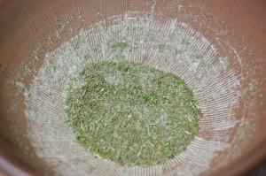 太田孝宏氏のすり鉢