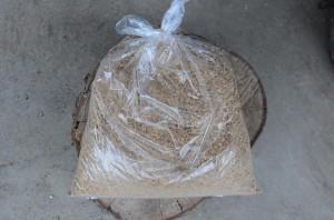 土着菌(微生物)ボカシ肥料