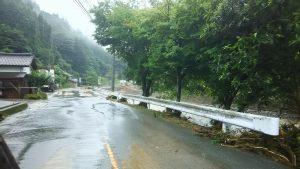 2017年東峰村の水害