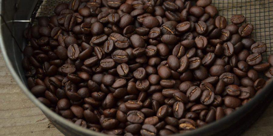 東峰村薪火焙煎コーヒー