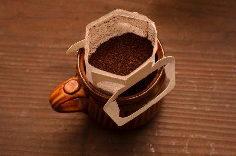ドリップバッグコーヒーのいれかた