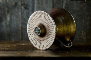 陶器のドリッパー 小石原焼き辰巳窯